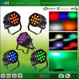 Indicatore luminoso impermeabile di PARITÀ della fabbrica 12PCS 5 in-1 LED di Guangzhou