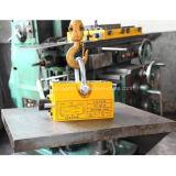 Elevatore magnetico permanente per il piatto d'acciaio e l'acciaio rotondo