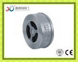 Válvula de verificación dual de la placa 900lbs de la oblea de la fábrica de China