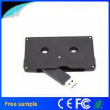 Lecteur flash USB réel de plastique de Chiavetta de type d'enregistreur à cassettes de la capacité 8GB