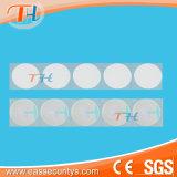 Rótulo RF EAS Soft Label (4X4cm)