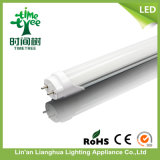 PC Milky/Transparent Cover 9W LED Tube Light, LED T8 di 60cm 2ft