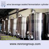 Сосуд под давлением нержавеющей стали - бак заквашивания F-07 вина