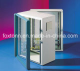 中国は金属のキャビネットのコンピュータストレージラックを製造した