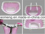 2016 cestini variopinti della plastica della bicicletta dei bambini