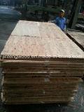 Materiales de construcción Brown Black Film Face Contrachapado Contrachapado Marino