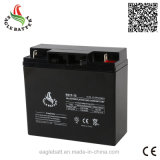 12V 17ah Mf de Navulbare AGM Zure Batterij van het Lood voor Zonne