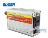 Suoer 300W gelijkstroom Van uitstekende kwaliteit 12V aan AC 110V de Omschakelaar van de Macht (sda-300a-110V)