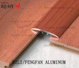 Het Profiel van de Overgang van het aluminium met Zelfklevend