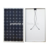 panneau solaire monocristallin de 240W 30V avec de pleines certifications