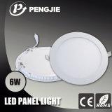 Высокое рентабельное SMD откалывает освещение панели 6W