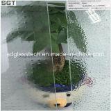 vetro modellato temperato spessore 200mmx300mm di 4mm