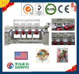 4つのヘッド自動帽子及び平らな刺繍機械のBarudanのタイプ(WY1204C/WY903C)と同じような品質の商業機械