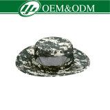 Secar el sombrero de vaqueros apto del pescador de la tela