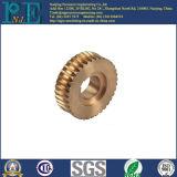 Pièces automatiques personnalisées de vitesse de bâti de cuivre
