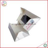 Rectángulo de papel de lujo de la magdalena de la hornada