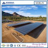 Polysilikon-Solarbaugruppen-System