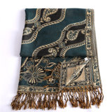 Grande sciarpa di inverno di Pashmina di nuovo disegno 2016 per la signora