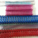 Double boucle Spiral-O Twin Ring Wire