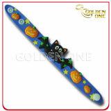 Самым дешевым изготовленный на заказ выбитый шаржем напечатанный браслет силикона логоса