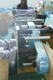 Máquina de etiquetado adhesiva vertical automática