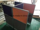 좋은 아시아 시장 (FOH-K301)를 위한 디자인에 의하여 주문을 받아서 만들어지는 외침 센터 칸막이실 워크 스테이션