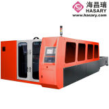 máquina de estaca do laser da fibra do CNC de 500W 1000W para a folha de metal