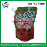 Flüssiger Fastfood- Tülle-Beutel für Fruchtsaft u. Getränk