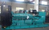generador diesel Kta50-GS8 de Cummins de la potencia del grado de 1550kVA 1240kw