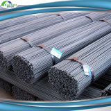 Carbon laminato a caldo Structural Steel Ribbed Round Bar su Sale