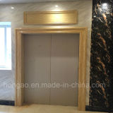 屋内Decoration 120*33mm Door Frame Stone Plastic Composite