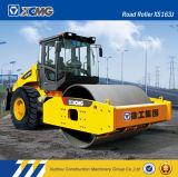XCMG amtlicher Hersteller Xs163j 16ton sondern Trommel-Straßen-Rolle aus