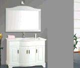 Governo di stanza da bagno sottile del PVC di Arredo Bagno Giallo/Governo di stanza da bagno d'angolo fissato al muro