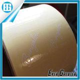 Kundenspezifisches weißes kreisförmiges wasserdichtes Preis-Rollenkennsatz-Drucken