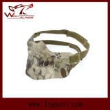Het militaire RubberMasker van het Masker van de Schedel Airsoft Tactische Halve
