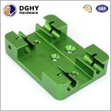 Sablage de rotation de fraisage personnalisé de commande numérique par ordinateur de haute précision/pièces de meulage de /Anodizing