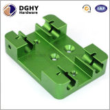 Hohe Präzision kundenspezifisches CNC-Prägedrehensandstrahlen/reibende /Anodizing-Teile