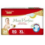 Tecidos macios e respiráveis do bebê (XL)