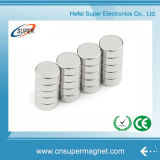Magnete permanente del cilindro del neodimio professionale