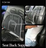 Rilievo della sede di automobile di sostegno della parte posteriore della maglia dell'ammortizzatore di massaggio