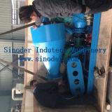 Uso neumático del transportador del grano de transportar trigo del arroz del carro para almacenar