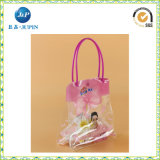 PVC Document Bag con Zipper e Handle (JP-plastic054)