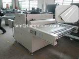 Polisseur d'étage glaçant UV de bois dur des plaques TM-UV-DP décoratives corrigeant la machine