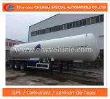 des flüssigen Erdöl-60m3/60cbm Tanker-halb Schlussteil Gas-des Schlussteil-30ton LPG
