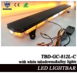 Parte superior de advertência Emergency Lightbar 1watt/3watt do telhado do carro do estroboscópio (TBD-GC-812L-C)