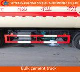 HOWO 8X4 40.6cbm 대량 시멘트 트럭