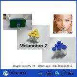 Polypeptides Tanning Melanotan da pele 2 Mt2 Melanotan II Melanotan