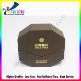 Логос коробки ювелирных изделий подарка Artpaper лидирующего сусального золота Shenzhen изготовленный на заказ