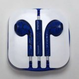 Venda por atacado Hot Sale Crack Style Earphone para iPhone 5/6