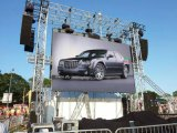 Tragbares Outdoor-Indoor-LED-Display / Vollfarbe Verleih Video LED-Bildschirm für Events, Shows (P4, P5, P6)